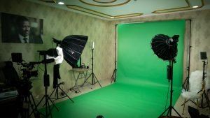 Green screen Studio in Qatar